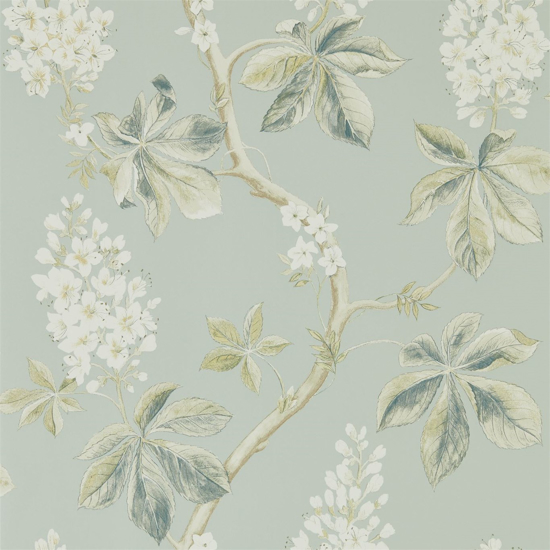Picture of Chestnut Tree Grey Blue/Sage - DWOW215708